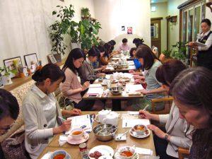 新潟市で紅茶の資格が取得できる紅茶講座