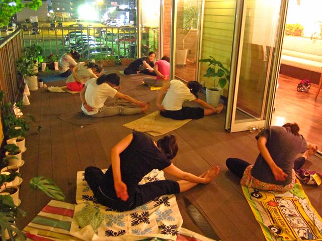 新潟市のヨガ教室
